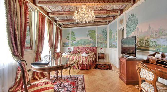 Alchymist Prague Castle Suites - 布拉格 - 臥室