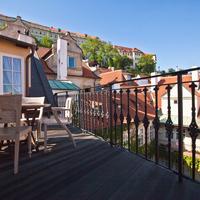 Alchymist Prague Castle Suites View terrace