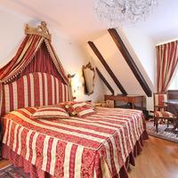 Alchymist Prague Castle Suites DeCastello Suite Bedroom