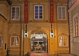 阿爾切米斯特諾斯提卡瓦宮酒店