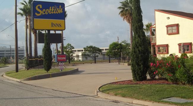 Scottish Inns Galveston - Galveston - 建築