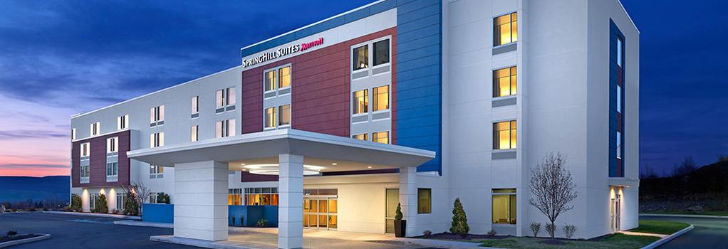 SpringHill Suites by Marriott I-10 West-Energy Corridor - 休斯頓 - 建築