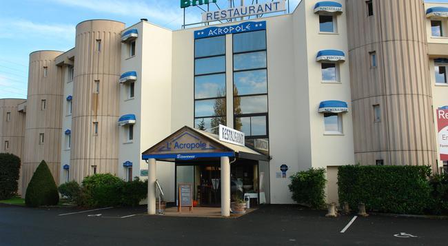 Brit Hotel Angers Parc Expo - L'Acropole - Angers - 建築