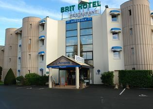 昂熱公園展覽會布里特酒店- 衛城
