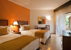 坎托太陽海岸廣場港,全包海灘加網球度假酒店 - 巴亞爾塔港 - 臥室