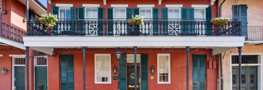 Hotel Maison de Ville - 新奧爾良 - 建築