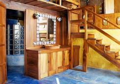 拉斯卡西塔斯旅館 - Rincon de Guayabitos - 浴室