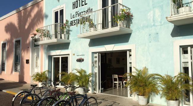 Hotel La Piazzetta - 梅里達 - 建築