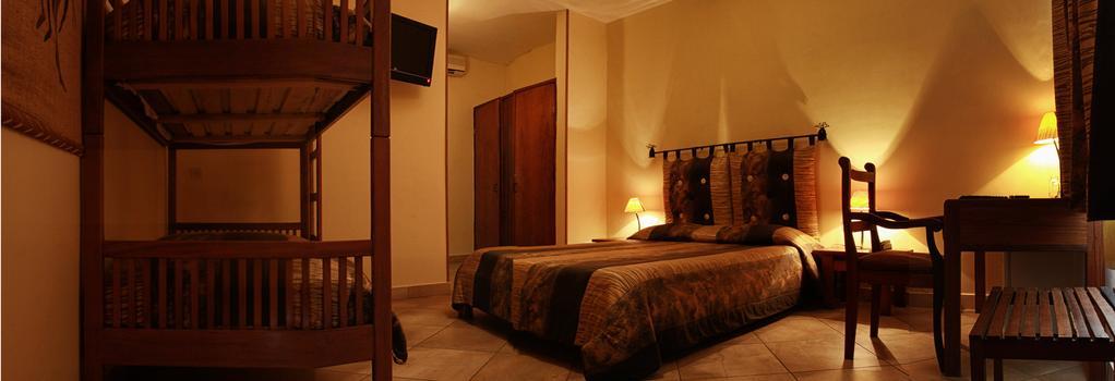 Hôtel Restaurant Coco Lodge Majunga - 馬任加/馬哈贊加 - 臥室