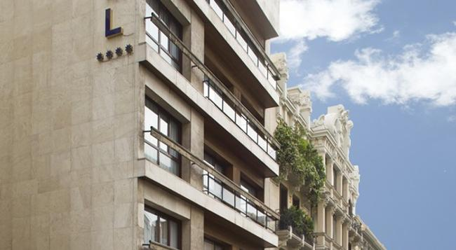 Hotel Serrano - 馬德里 - 建築