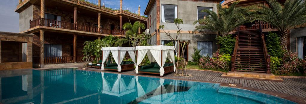 Model Angkor Resort - 暹粒 - 建築