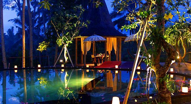 Pandawas Villas - 烏布 - 游泳池
