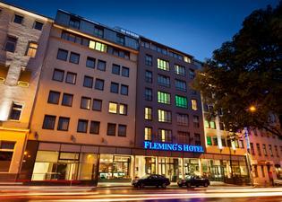 維也納火車西站弗萊明酒店
