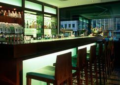 弗蘭克福特-梅斯弗萊明酒店 - 法蘭克福 - 酒吧