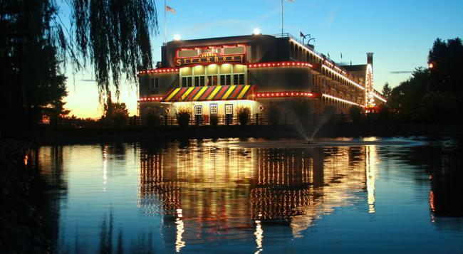 Fulton Steamboat Inn - 蘭開斯特 - 建築