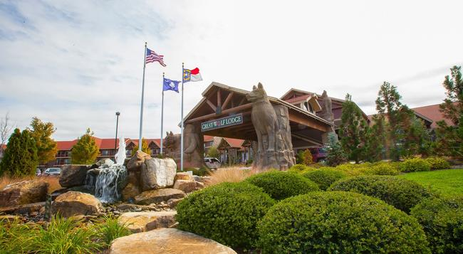Great Wolf Lodge Grapevine - 格雷普韋恩 - 建築