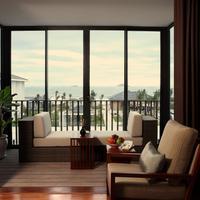 Sunrise Premium Resort Hoi An Guestroom