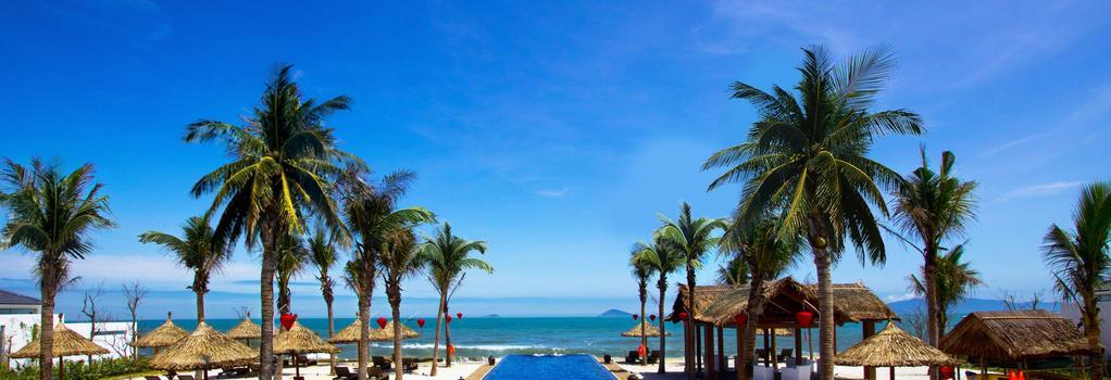 Sunrise Premium Resort Hoi An - 會安 - 游泳池