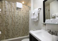Walla Walla Garden Motel - 沃拉沃拉 - 浴室