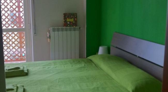 La Dimora - 那不勒斯/拿坡里 - 臥室