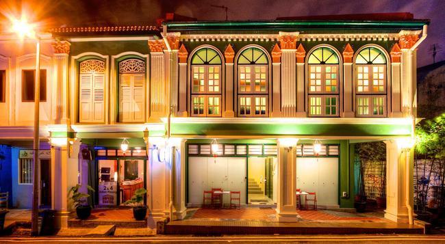 Superb Hostel - 新加坡 - 建築