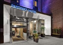 Distrikt Hotel New York City Times Square