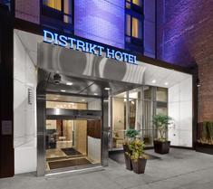 紐約時報廣場迪斯特瑞克特酒店