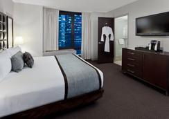 紐約時報廣場迪斯特瑞克特酒店 - 紐約 - 臥室