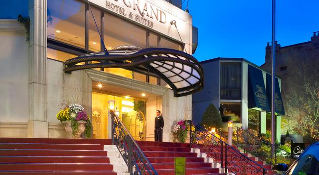 Grand Hotel & Suites - 多倫多 - 建築