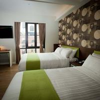 NobleDEN Hotel Guestroom