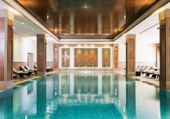 迪萬埃爾比勒酒店 - 埃爾比勒 - 游泳池
