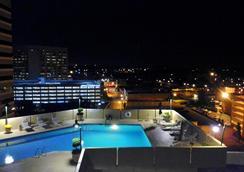 傑克遜萬豪酒店 - 傑克遜 - 游泳池