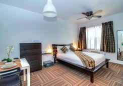 海洋珊瑚礁套房酒店 - 邁阿密海灘 - 臥室