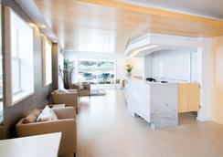 海洋珊瑚礁套房酒店 - 邁阿密海灘 - 大廳