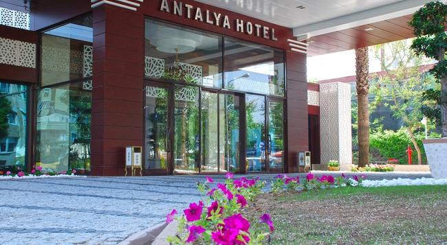 Oz Hotels Antalya Hotel Resort & Spa - 安塔利亞 - 建築