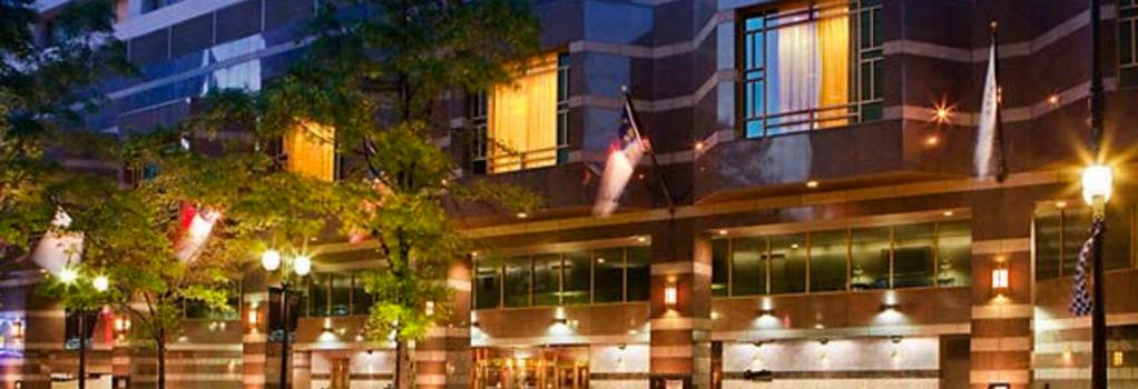 Charlotte Marriott City Center - 夏洛特 - 建築
