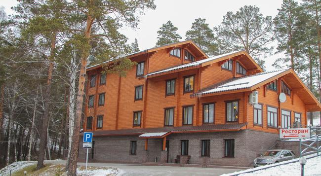 Hotel Shale - Novokuznetsk - 建築