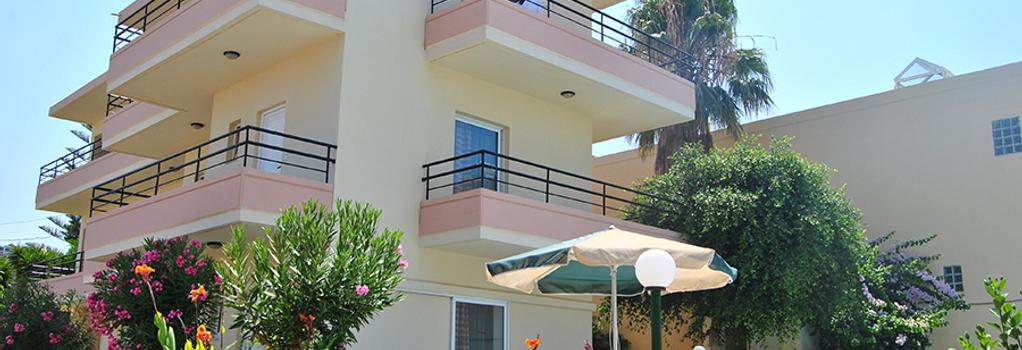 Dimitra & Evdokia Hotel - 哈尼亞 - 建築