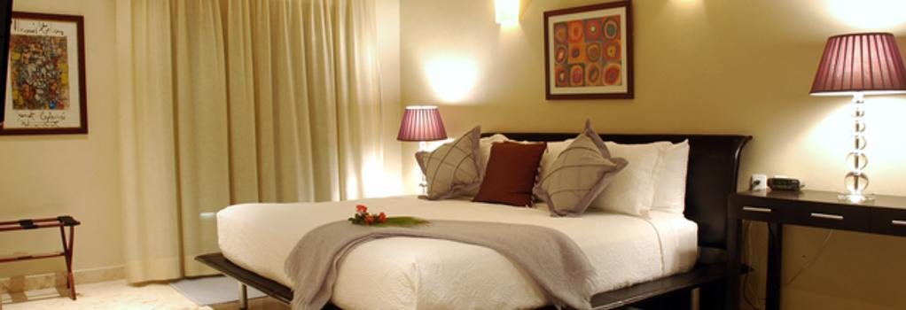 El Taj Oceanfront And Beachside Condo Hotel - Playa del Carmen - 臥室