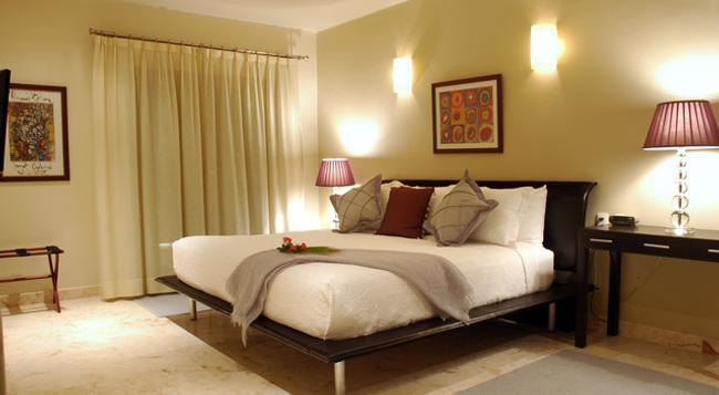 El Taj Oceanfront & Beachside Condo Hotel - Playa del Carmen - 臥室