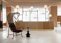 馬德里巴塞羅塔酒店 - 馬德里 - 大廳