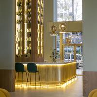 Barceló Torre de Madrid Hotel Bar