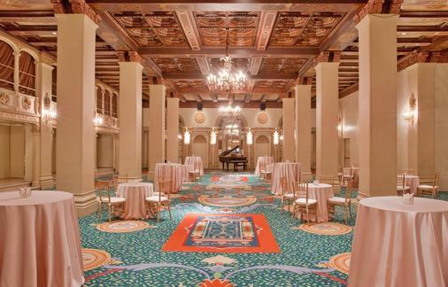 洛杉磯比爾特莫爾千禧國際酒店 - 洛杉磯 - 會議室