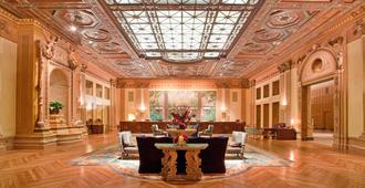 洛杉磯比爾特莫爾千禧國際酒店 - 洛杉磯 - 大廳