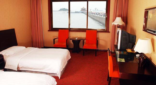 Qingdao Huaneng Hotel - 青島 - 臥室