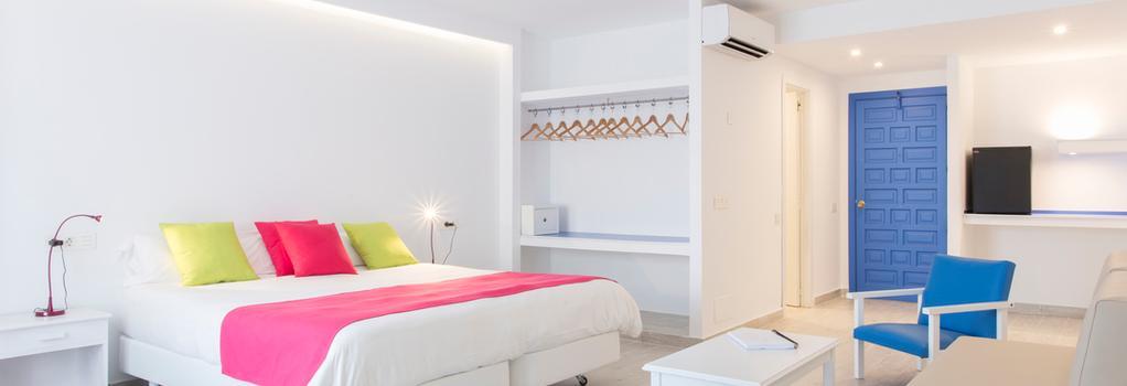 Hotel Guya Wave - Cala Ratjada - 臥室