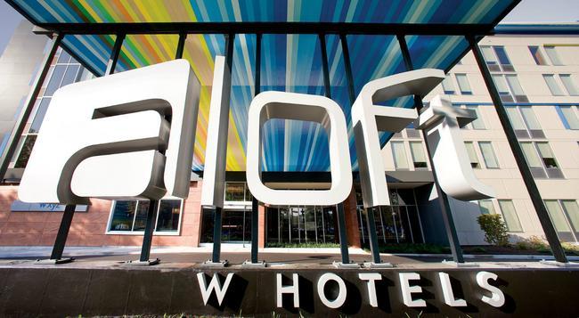 Aloft Scottsdale - 斯科茨 - 建築