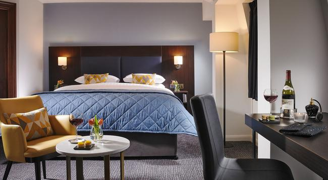 Temple Bar Hotel - 都柏林 - 臥室