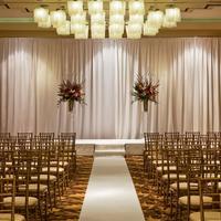 The Westin Buckhead Atlanta Ballroom Wedding Ceremony
