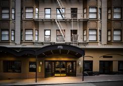 舊金山齊柏林酒店 - 三藩市 - 建築